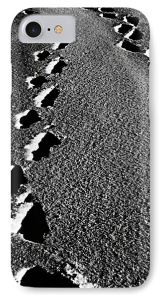 Moon Walk IPhone Case by Jerry Cordeiro