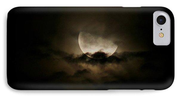 Moonlight IPhone Case by Karen Harrison