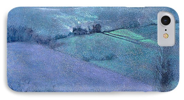 Moorland Highlights Phone Case by Neil McBride