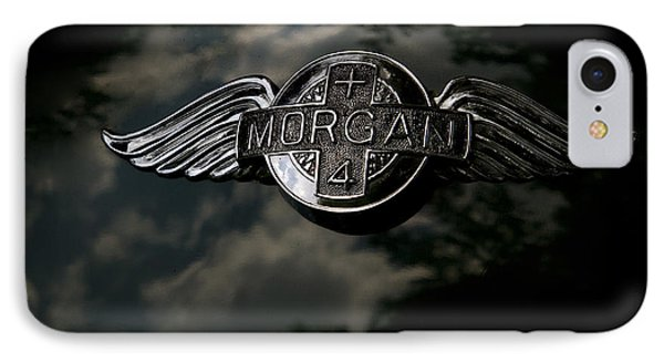 Morgan IPhone Case by Dennis Hedberg