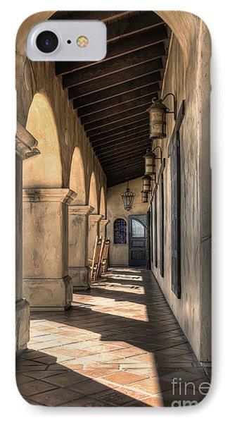 Mormon Battalion Historic Site - Old Town San Diego IPhone Case by Eddie Yerkish