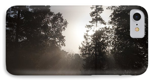 Morning At Valley Forge Phone Case by Bill Cannon