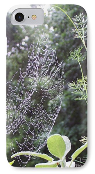 Morning Dew Phone Case by Michelle Welles