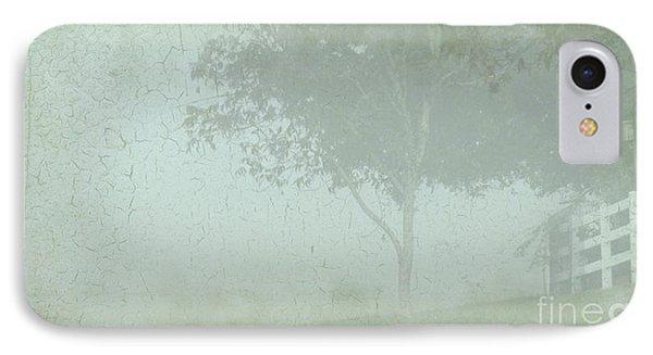 Morning Fog Phone Case by Judi Bagwell