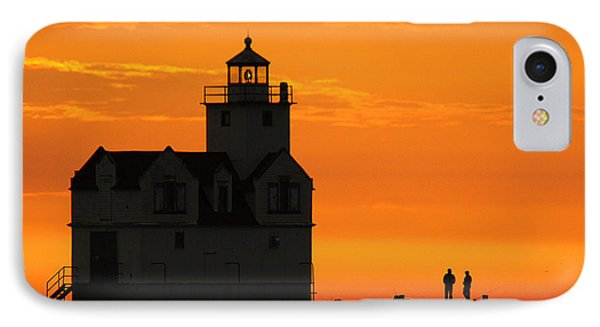 Morning Friends IPhone Case