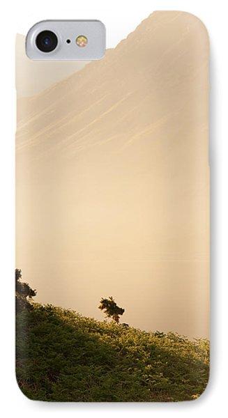 Morning Haze Phone Case by Svetlana Sewell