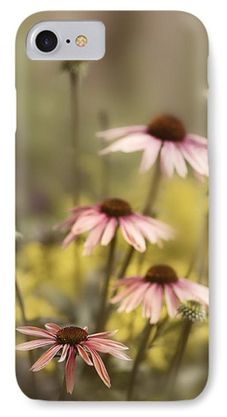 Morning In The Garden IPhone Case by Rebecca Cozart