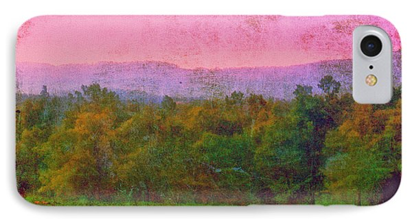 Morning In The Mountains Phone Case by Judi Bagwell
