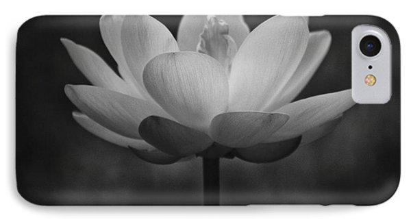 Morning Lotus Phone Case by Scott Pellegrin