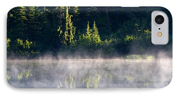 Morning Mist Phone Case by Mike  Dawson