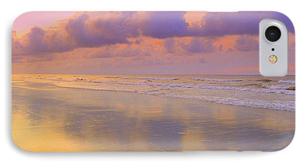 Morning On The Beach  Phone Case by Lydia Holly