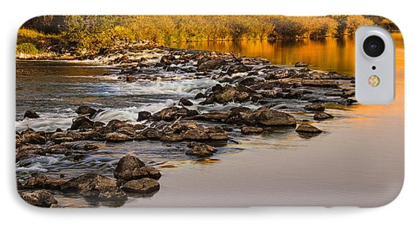 Morning Reflections Phone Case by Robert Bales