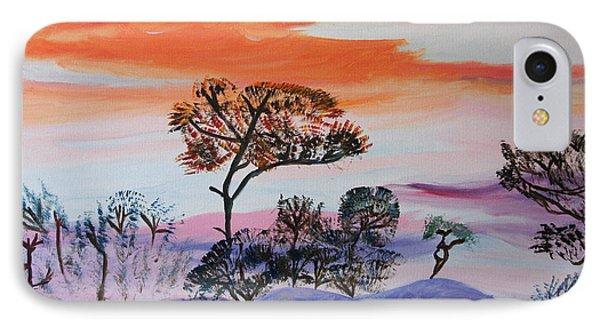 Morning Skies  IPhone Case by Meryl Goudey