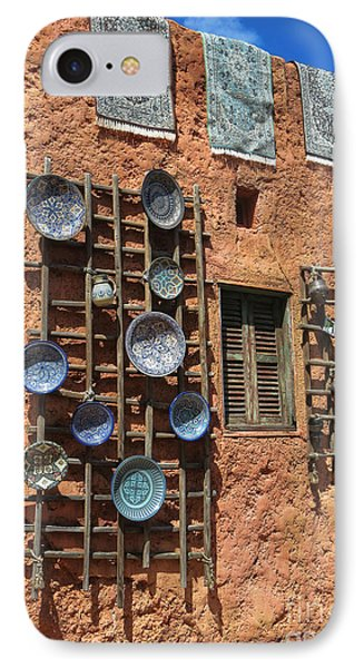 Moroccan Marketplace IPhone Case