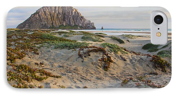 Morro Rock IPhone Case by Heidi Smith