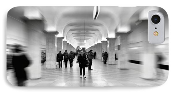 Moscow Underground IPhone Case