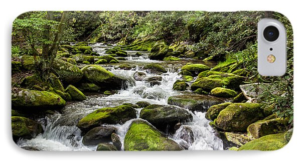 Mossy Creek IPhone Case by Ronald Lutz