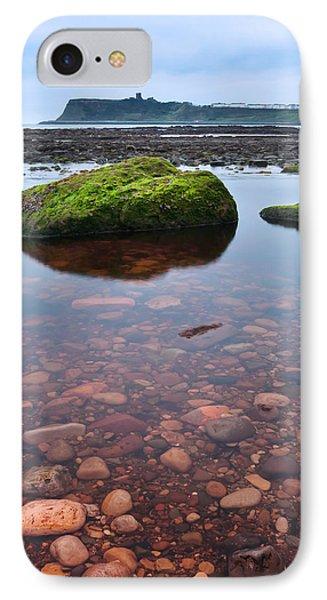 Mossy Rock Phone Case by Svetlana Sewell