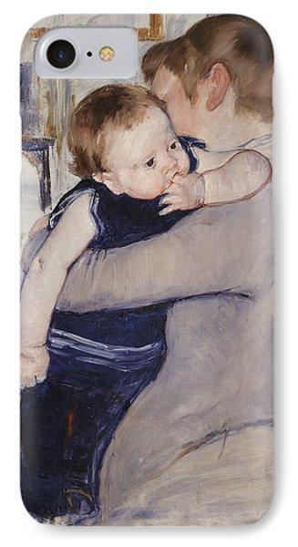 Mother And Child Phone Case by Mary Stephenson