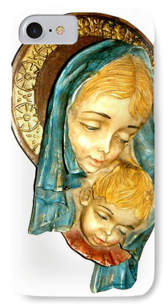 Mother's Love Phone Case by Bruce Iorio