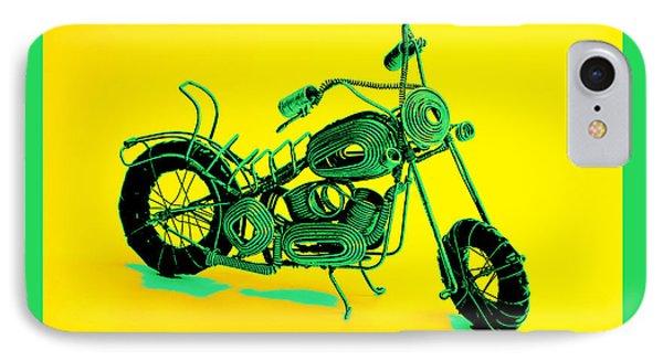 Motorbike 1b Phone Case by Mauro Celotti