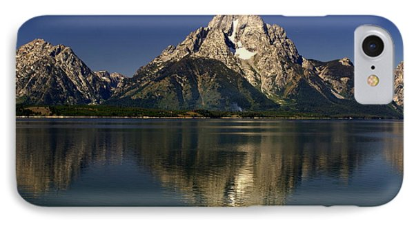 IPhone Case featuring the photograph Moujnt Moran 5 by Marty Koch