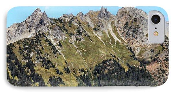 Mount Baker National Forest IPhone Case