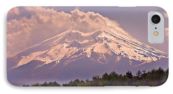 Mount Fuji Phone Case by David Rucker
