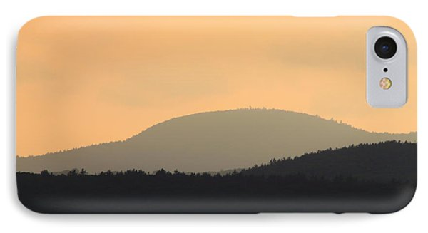 Mount Grace Warwick Ma Phone Case by John Burk