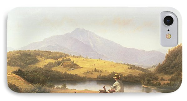 Mount Mansfield Phone Case by Jerome Thompson