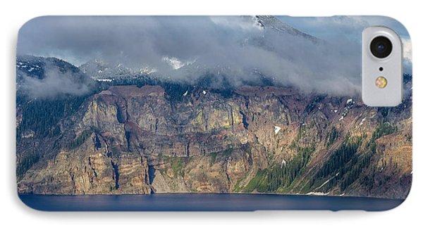 Mount Scott Cloud Shroud Phone Case by Greg Nyquist