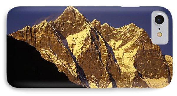 Mountain Peaks Phone Case by Sean White