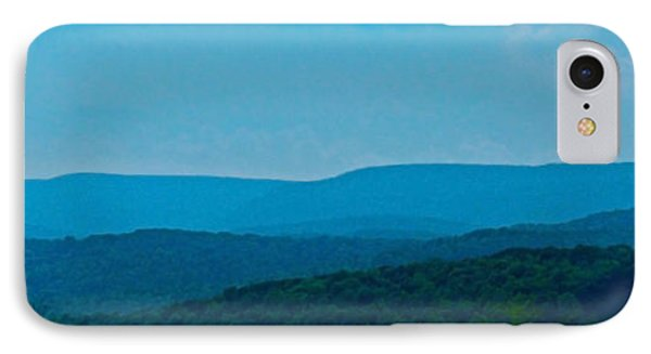 Mountain Range Phone Case by Debra     Vatalaro