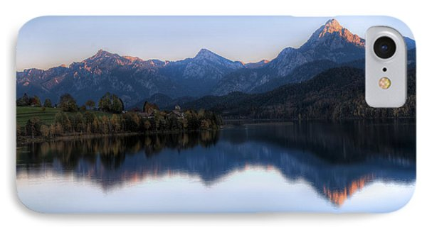 Mountain Reflections Phone Case by Ryan Wyckoff