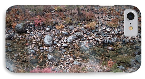 Mountain River IPhone Case by Naxart Studio