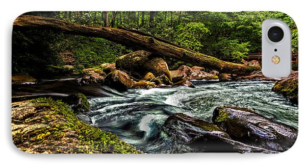 Mountain Stream Iv Phone Case by Christopher Holmes
