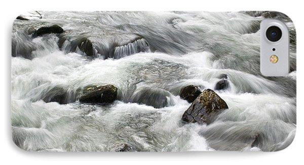 Mountain Stream Smokies Phone Case by Rich Franco