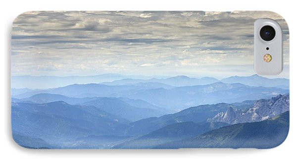 Mountain View, Usa Phone Case by Bob Gibbons