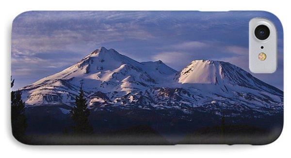 Mt Shasta IPhone Case by Albert Seger