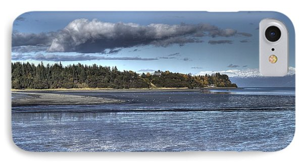 IPhone Case featuring the photograph Mud Bay  by Michele Cornelius