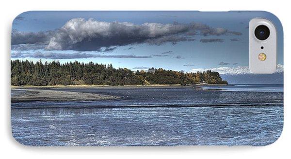 Mud Bay  IPhone Case by Michele Cornelius