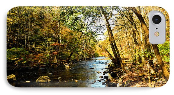 Musconetcong River IPhone Case by Brian Hughes