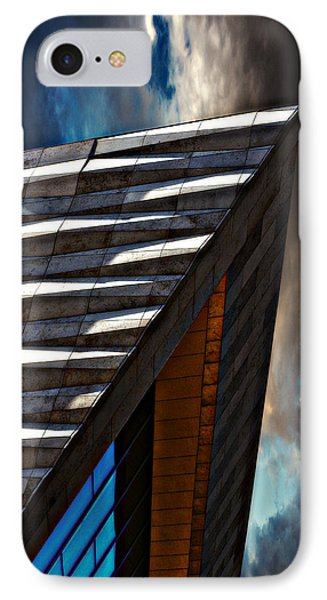 IPhone Case featuring the photograph Museum Of Liverpool by Meirion Matthias