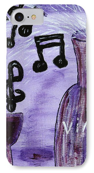 Music In My Glass IPhone Case