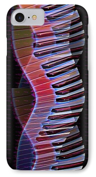 Musical Dna Phone Case by Bill Cannon
