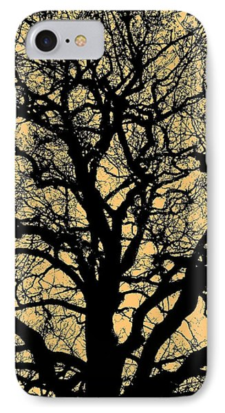 My Friend - The Tree ... IPhone Case