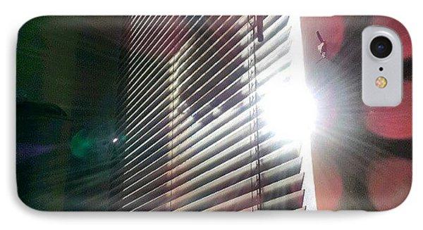 My #window In #morning #sunshine #sun IPhone Case