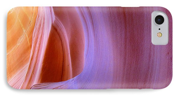 Mysterious Magnificent Antelope Canyon Phone Case by Christine Till