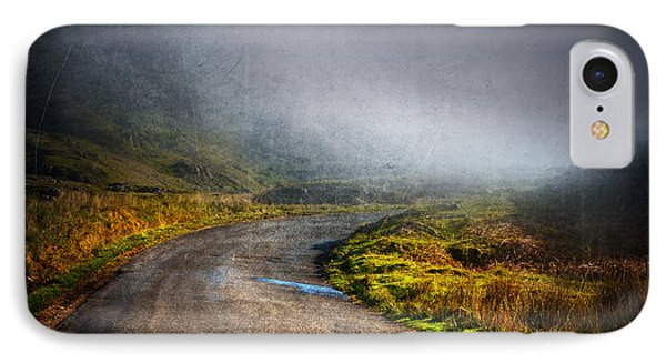 Mystery Road  Phone Case by Svetlana Sewell