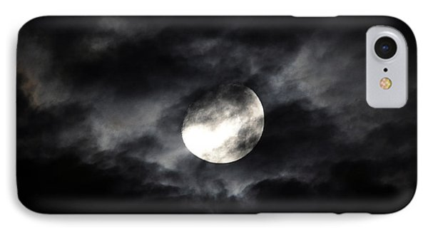 Mystic Moon Phone Case by Al Powell Photography USA